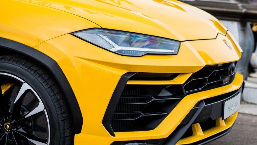 2020 Lamborghini Urus 4.0 V8