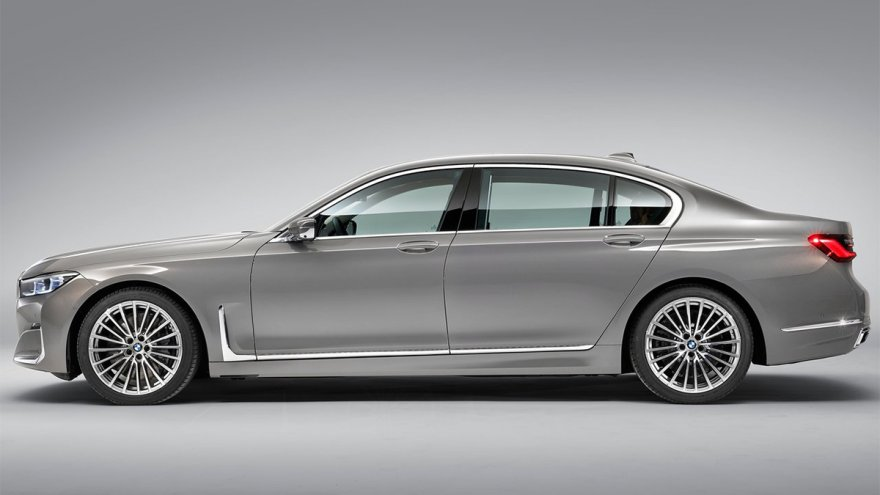 2020 BMW 7-Series 740Li