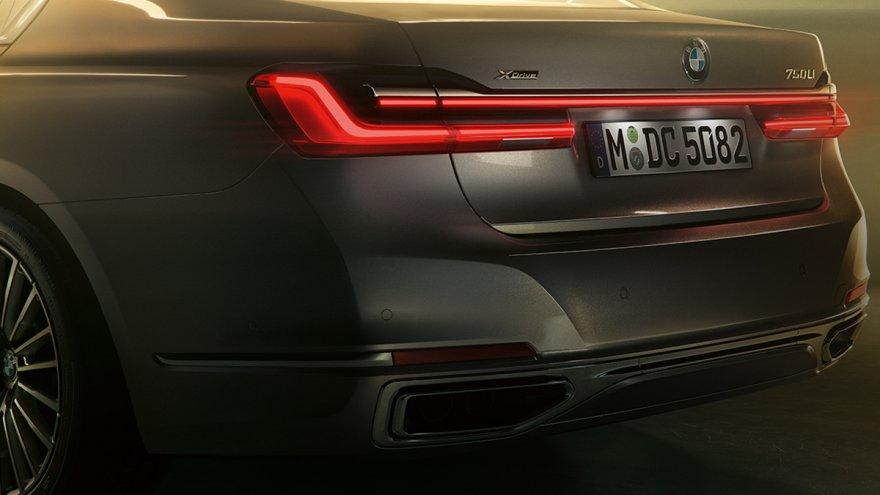 2019 BMW 7-Series(NEW) 750Li xDrive