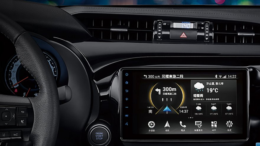 2019 Toyota Hilux 2.8