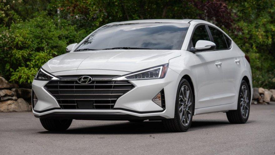 2019 Hyundai Elantra(NEW) 旗艦型