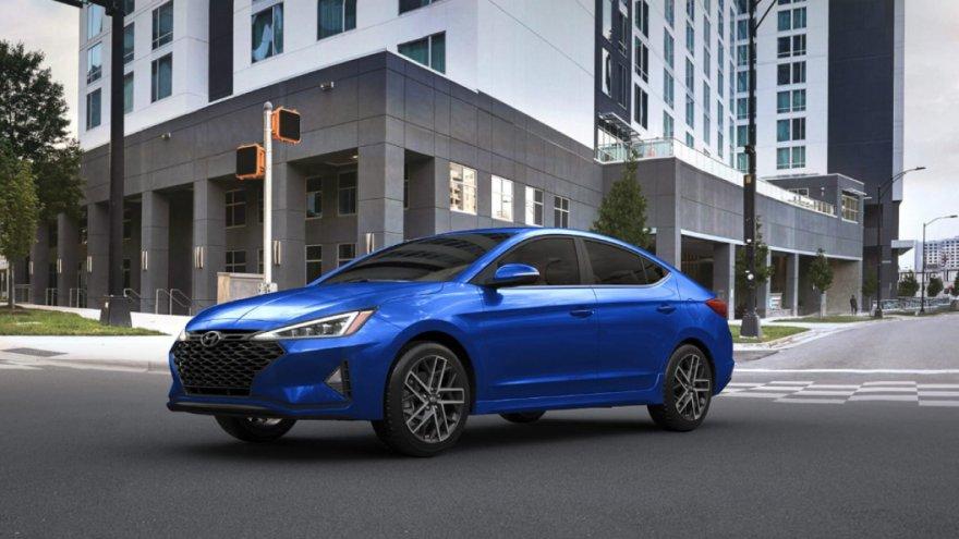 2019 Hyundai Elantra(NEW) Sport