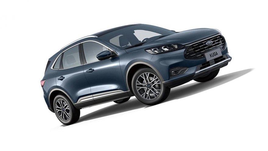 2020 Ford Kuga(NEW) EcoBoost 180時尚型