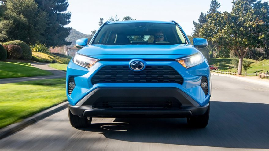 2021 Toyota RAV4 2.0豪華