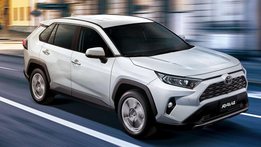 2020 Toyota RAV4 2.0尊爵
