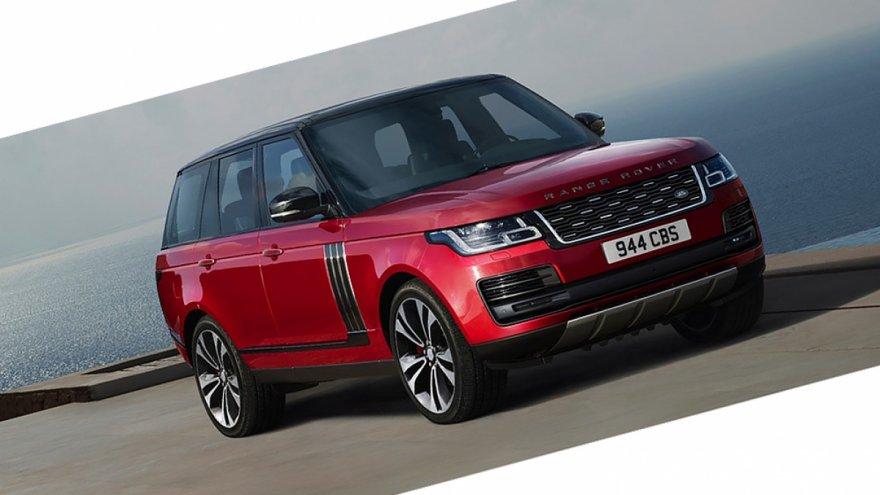 2020 Land Rover Range Rover 5.0 SCV8 Autobiography Dynamic