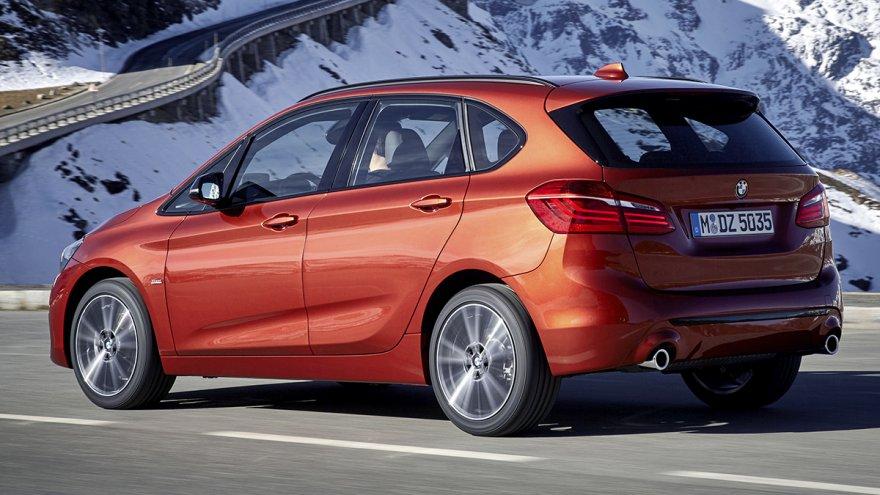 2018 BMW 2-Series Active Tourer(NEW) 218i