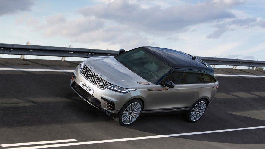 2019 Land Rover Range Rover Velar S P300R-Dynamic
