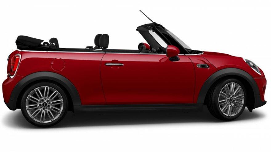 2019 Mini Cabrio Cooper