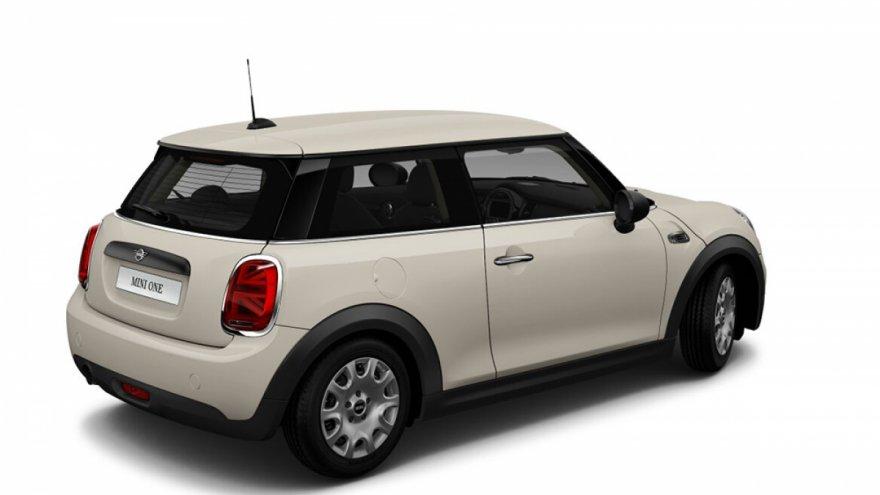 2019 Mini Hatch One