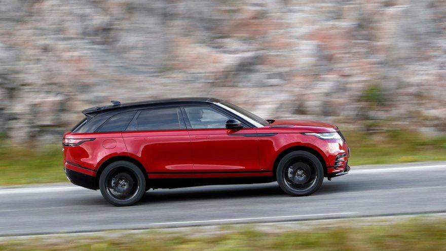 2018 Land Rover Range Rover Velar SE D380R-Dynamic