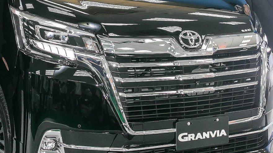 2019 Toyota Granvia 9人座旗艦