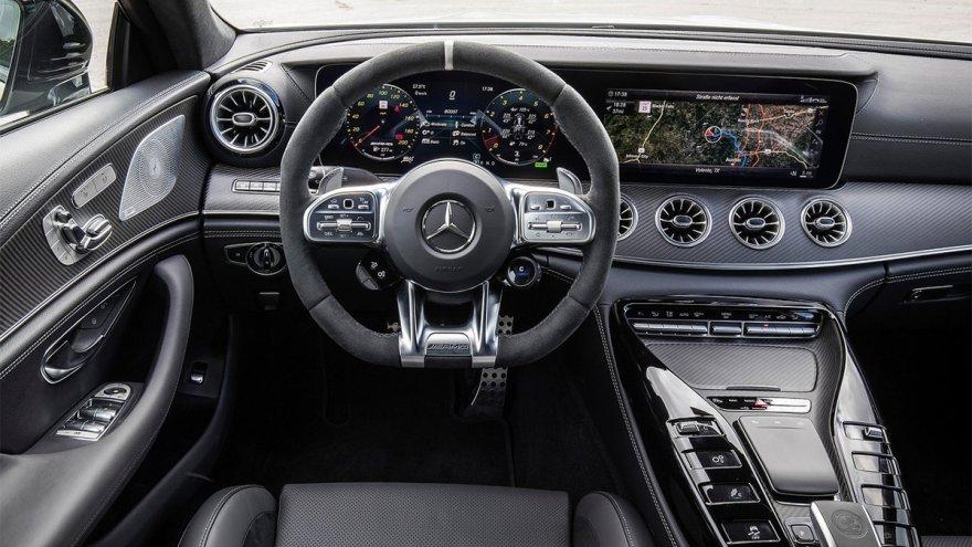2020 M-Benz AMG GT 4-Door Coupe 53 4MATIC+