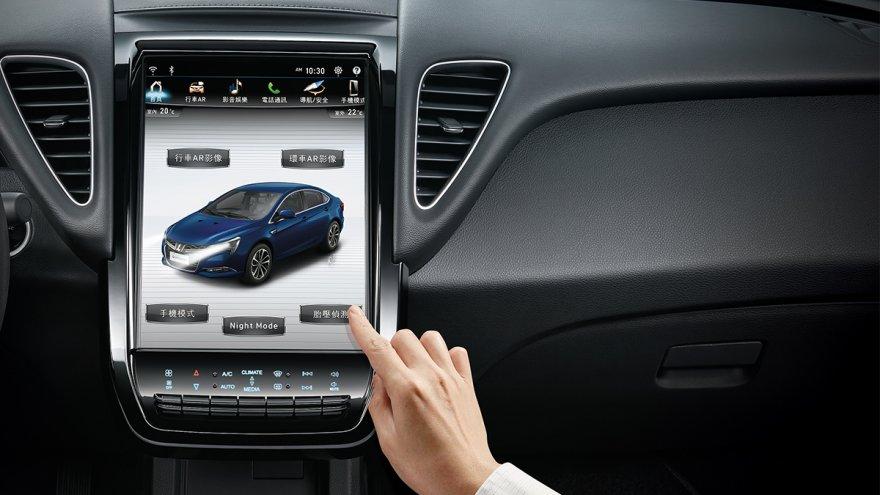 2019 Luxgen S5 GT女王款