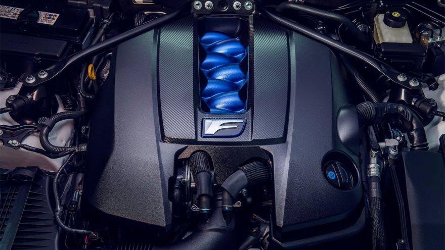 2019 Lexus RC F Track Edition