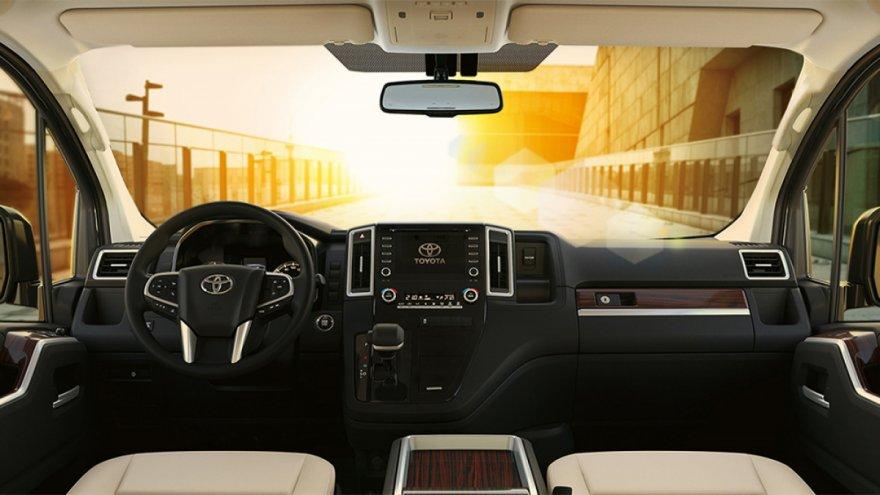 2020 Toyota Granvia 6人座旗艦