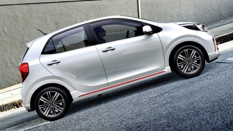 2020 Kia Picanto 1.3 GT-Line