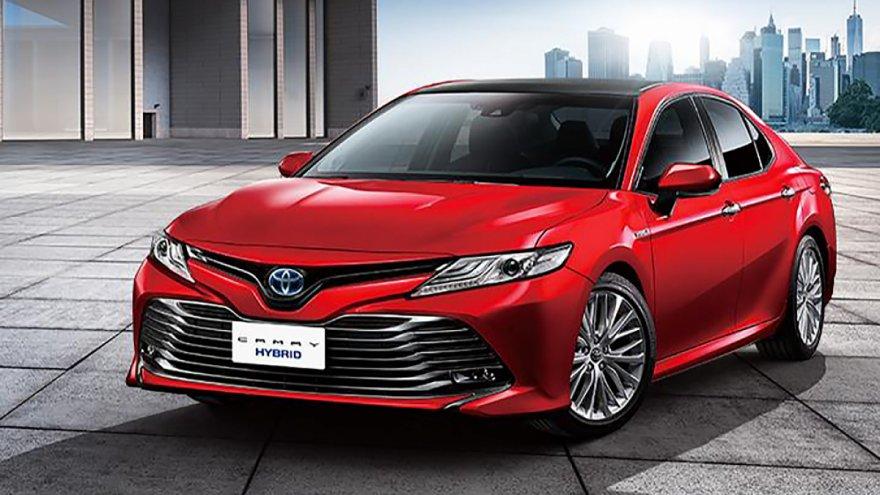 2019 Toyota Camry Hybrid旗艦