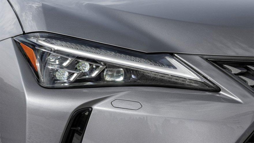2019 Lexus UX 250h豪華版
