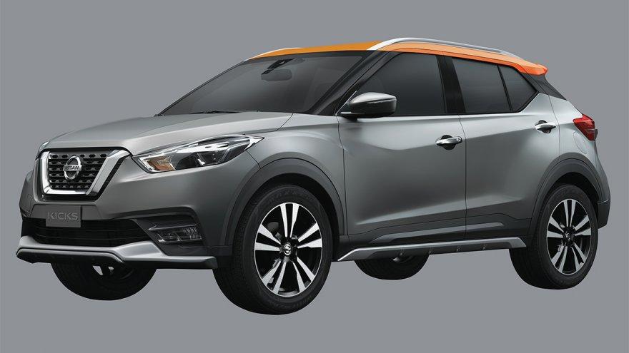 2020 Nissan Kicks 1.5智行旗艦版