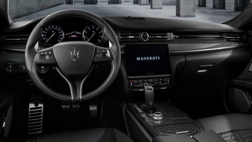 2021 Maserati Quattroporte GranSport