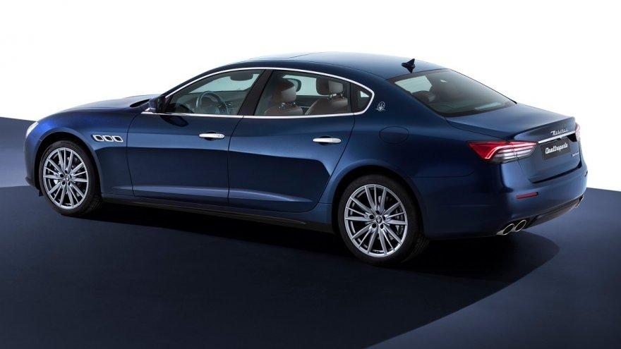 2021 Maserati Quattroporte Veloce+