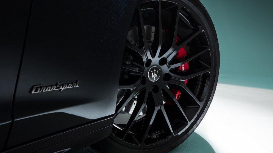 2021 Maserati Ghibli GranSport
