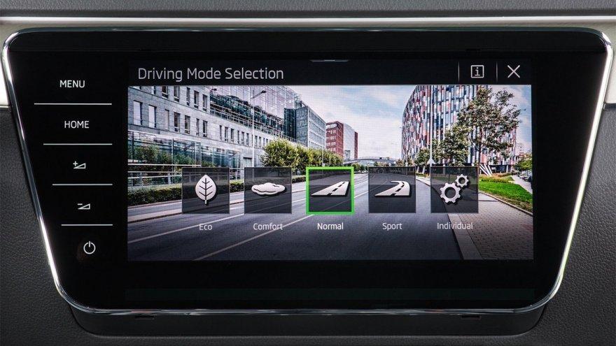 2021 Skoda Superb Sedan 2.0 TSI Sportline