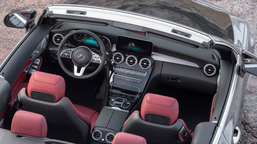 2020 M-Benz C-Class Cabriolet C200進化版