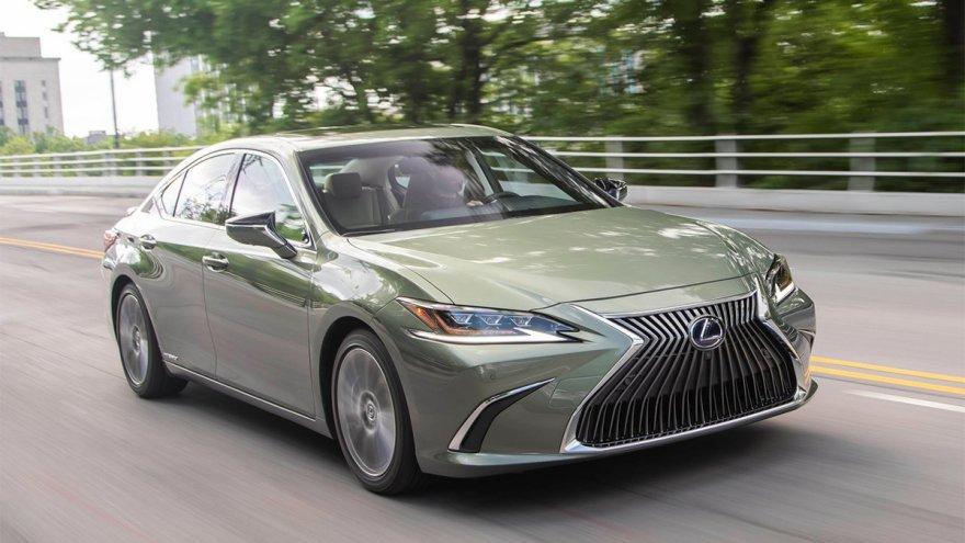 2019 Lexus ES 300h尊榮版