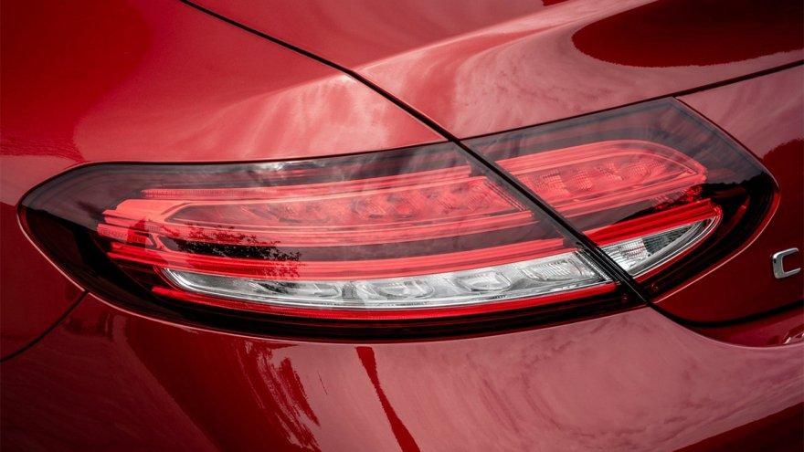 2019 M-Benz C-Class Coupe C300 AMG Line