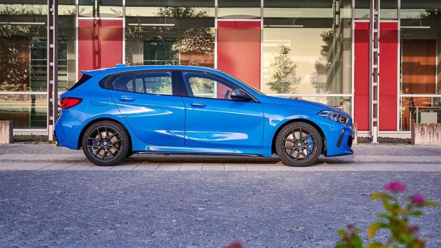 2020 BMW 1-Series M135i xDrive