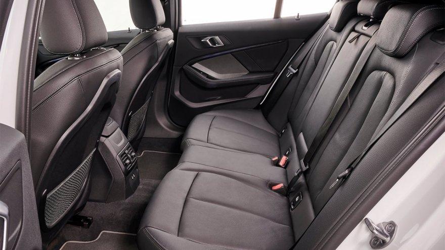2020 BMW 1-Series 118i豪華運動版