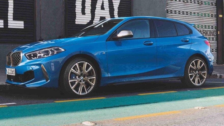 2021 BMW 1-Series