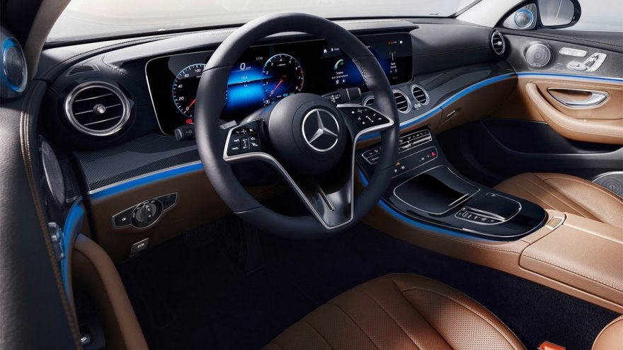 2021 M-Benz E-Class Sedan E200 Luxury
