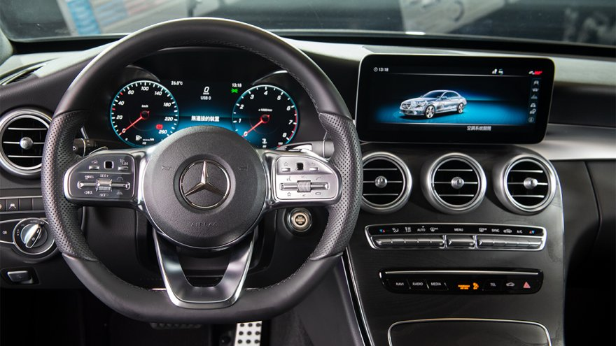 2020 M-Benz C-Class Estate C300星夜版