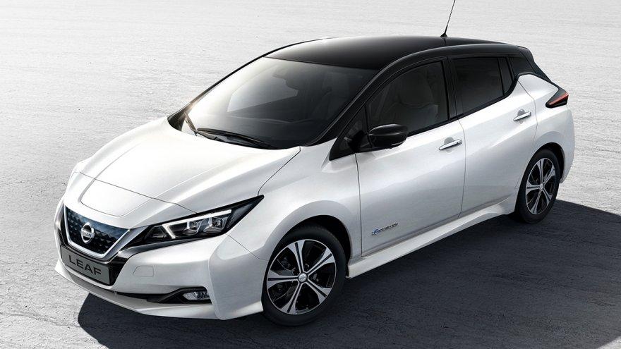 2020 Nissan Leaf EV