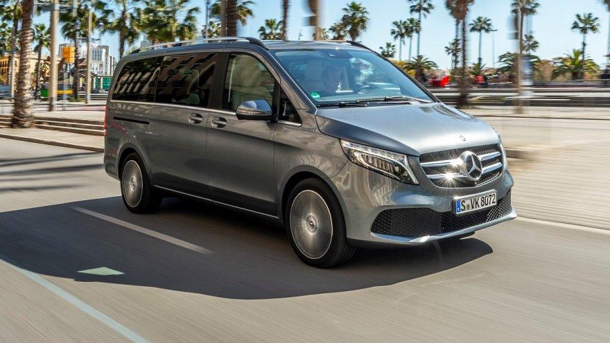 2020 M-Benz V-Class V220d