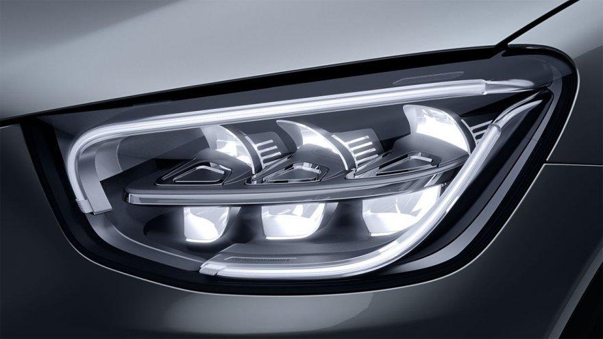 2020 M-Benz GLC Coupe GLC200