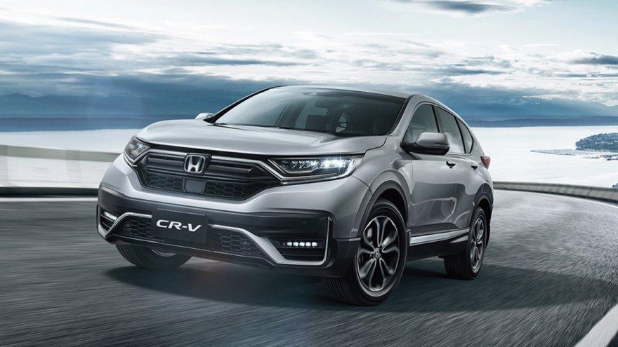 2021 Honda CR-V 1.5 VTi