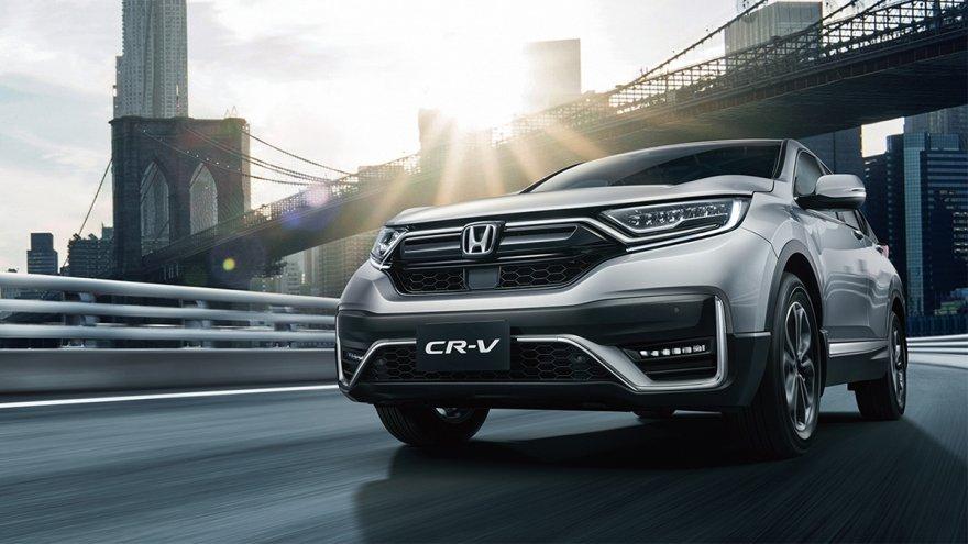 2021 Honda CR-V 1.5 VTi-S