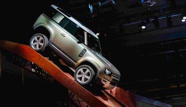 【2019法蘭克福車展】全新Land Rover Defender法蘭克福車展全球首演、預計2020年台灣發表!