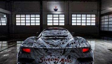 向英國賽車王致敬!Maserati MC20超跑測試持續進行