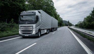 大卡車司機的守護神 Volvo FH安全感十足