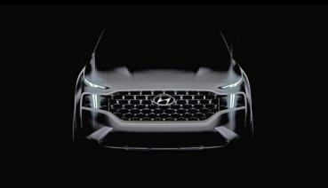 升級至第三代車型平台、導入電氣化動力總成,Hyundai 大規模中期改款 Santa Fe 預計六月亮相