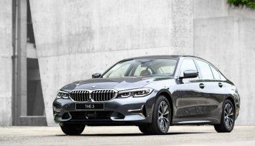 全新 BMW 318i Luxury 智慧駕駛全標配,203 萬起開賣
