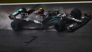 煞車問題讓Bottas錯過在奧地利連拿兩竿位
