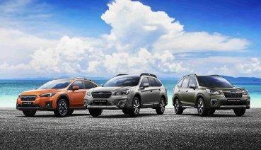 2020年式Subaru Forester全新到港、新增兩大安全配備不加價上市!