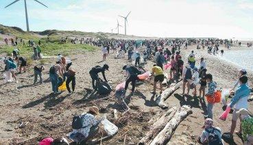 Gogoro攜手RE-THINK發起環島淨灘!即日起報名開催、邀全民共同守護海岸線