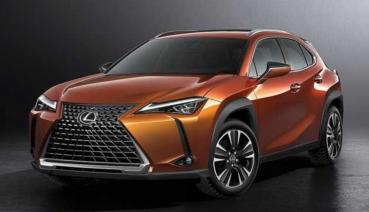 跟我們想的不同!Lexus 設計師:UX 骨子裡其實是五門掀背車